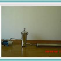 白酒過濾器 解決白酒低度渾濁過濾固形物