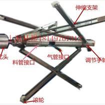 上海從煜型號TNQ-4方管內壁離心式旋轉噴涂設備生產廠家
