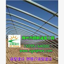 溫室建設  幾字鋼溫室大棚