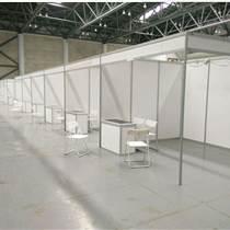 廠家定制八棱柱標準展位 展會專用八棱柱標攤展架