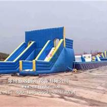 水上沖關游樂設備兒童水上娛樂設施