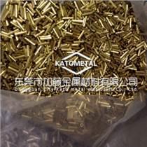 東莞小口徑黃銅毛細管批發加工