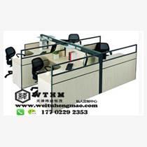 天津双人屏风办公桌 天津屏风办公桌椅出售 天津弧形办公桌