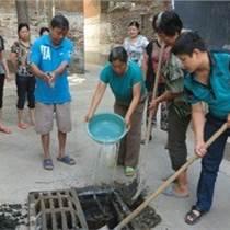 濟南化糞池清理 高新區污水管道清淤 下水道清洗