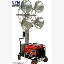 便攜式移動照明燈 工程照明應急燈,建筑施工照明車
