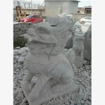 花崗巖石雕麒麟 石雕麒麟雕刻廠家