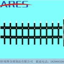 景泰草坪护栏批发 pvc草坪护栏配件 草坪护栏生产厂家