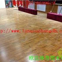 蘭州運動木地板|籃球館木地板報價國產楓木運動地板廠家