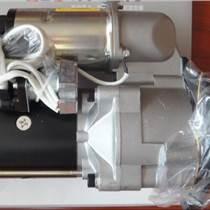 河北小松PC300-7發動機啟動馬達,小松挖掘機配件