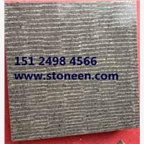 蒙古黑石材剁斧面 斧剁板