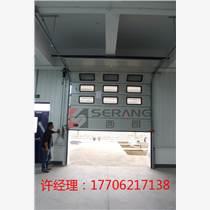 洛阳工厂转弯自动提升门