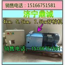 出管率高135型波纹管制管机