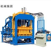 安徽QT12-15合肥建筑垃圾制磚機價格制磚機廠家直