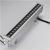 廠家直銷LED洗墻燈24W戶外防水線型洗墻燈