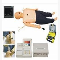 高級多功能成人綜合急救訓練模擬人(ACLS高級生命支持、嵌入式系統)RY/ACLS850