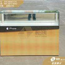 蘋果鐵質木紋手機專業展柜與制作