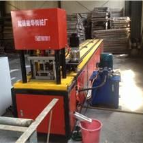 方管沖孔機管材數控沖孔機液壓機械模具均可定制