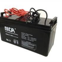 石家莊中商MCA蓄電池12V120AH價格表批發總代直銷