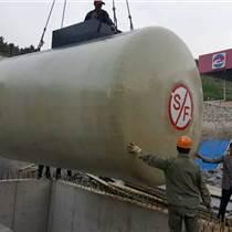 山東雙層油罐價格 油罐車廠家