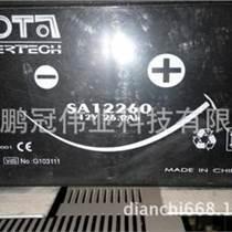 銷售中山SOTA蓄電池12V90AH放心省心