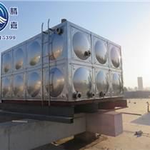 安陽騰嘉白鋼組合生活水箱批發服務周到