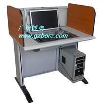 廣州電動屏風升降器考試專用升降屏風桌廠家價格報價