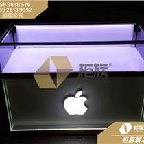廠家定做蘋果鍍金創意發光字手機柜