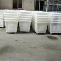 批發供應:耐磨損四輪方桶,大口PE布衣桶,經久耐用洗水染色桶