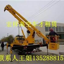 惠州桥梁检测车租赁,桥梁检测车租赁,宏祥(图)