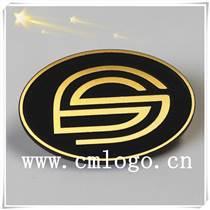 供應壓鑄專業音響標牌 氧化高光logo定制 包郵