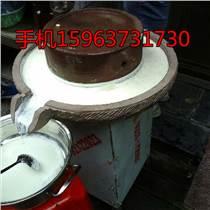 永和用的豆浆机石磨肠粉机豆腐机 多少钱一台