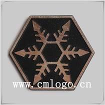 供應壓鑄冰箱鋁標牌 沙底氧化銘牌 高光標牌logo