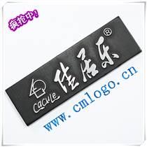 供應壓鑄廚具鋁標牌 黑底銀字銘牌 高光標牌logo