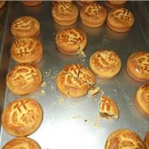 樂天利培訓川酥月餅制作過程
