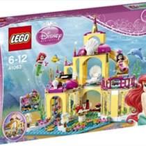 LEGO乐高41063 迪斯尼公主系列 美人鱼的海底宫殿