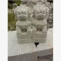石材獅子批發價格 陵園石材獅子批發廠家 江西生產石材獅子廠家