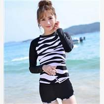 显瘦热卖日韩风格泳衣