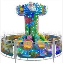 大型游乐设备 刺激好玩 章鱼王子