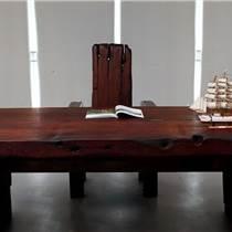重庆老船木家具批发|老船木茶桌厂家直销一件也是批发价