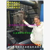 黃巖注塑模具 160升垃圾車注塑模具臺州廠