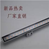 厂家批发LED护栏灯 户外防水铝灯条 5050DC24V高亮LED线条灯