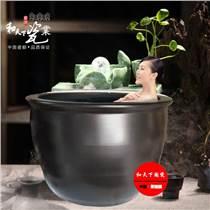 1.2陶瓷洗浴泡澡缸 溫泉中心御用泡澡缸 陶瓷泡澡大缸 極樂楊大缸