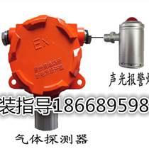 在線二氧化碳氣體報警器 CO2濃度連續檢測探測器