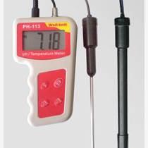 PH-113 自動校正酸度/溫度計