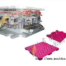 長沙大型1米6塑膠田子托盤模具 1米1注塑單面托盤模具塑料模具