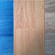 枫木纹运动地胶塑胶PVC地板篮球场地胶家用地板安全环保