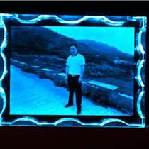 廠家定做高清個性影像紀念品 水晶內雕影像擺件