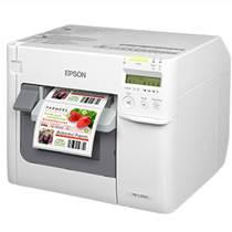 广州爱普生TM-C3520彩色标签打印机供应批发代理