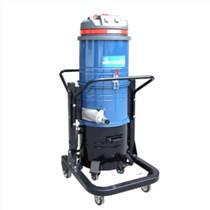 面粉车间高密度粉尘清理用伊博特气动防爆工业吸尘器