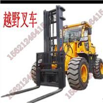 安徽3.5吨4驱越野叉车高底盘四驱叉车